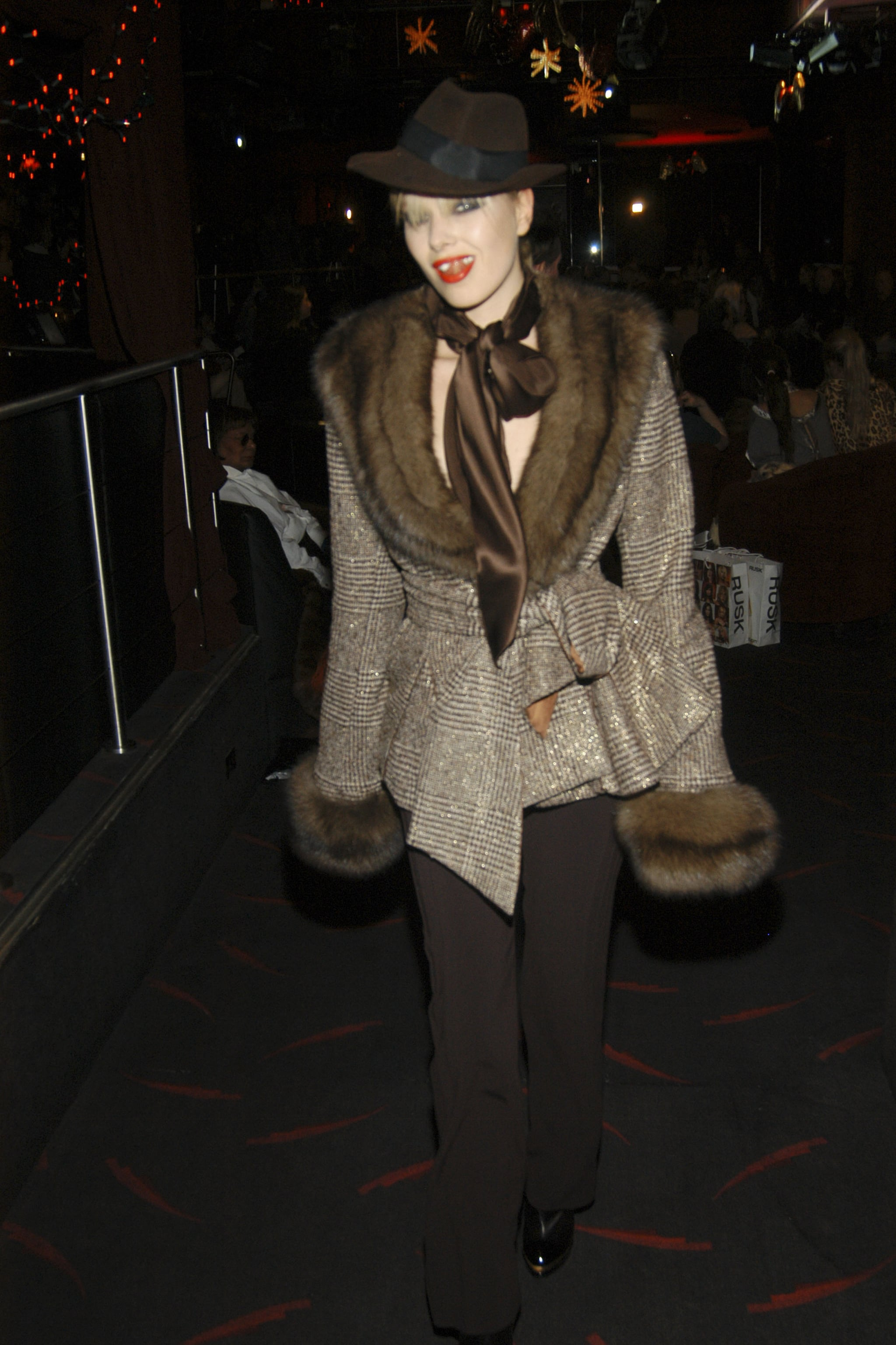New York Fashion Week, Fall 2007: Jackie Rogers